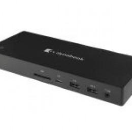 Höchster Business-Komfort mit dem USB-Typ-C Dock von dynabook
