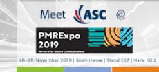 PMRExpo 2019: ASC präsentiert Lösungen zur Aufzeichnung und  Analyse einsatzkritischer Kommunikation