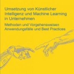 Neuerscheinung: Fachbuch zum Thema Künstliche Intelligenz in Unternehmen