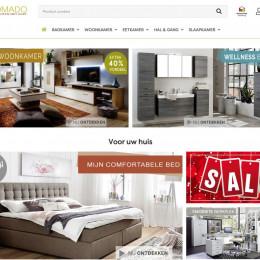Möbel bequem online kaufen – Lomado expandiert mit seinem Möbel-Online-Shop in die Niederlande