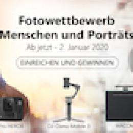 CyberLink startet Fotowettbewerb zum Thema Menschen und Porträts