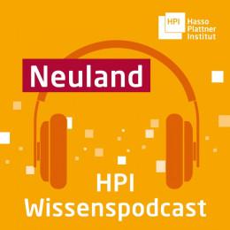 HPI-Podcast Neuland mit Professor Felix Naumann: Das schmutzige Geschäft der Datenaufbereitung (FOTO)