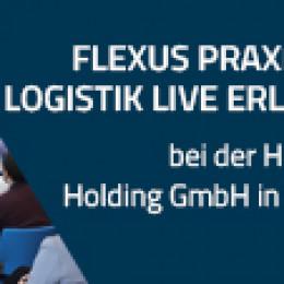 Flexus Praxistag 2019 – Live-Besichtigung der SAP® Intralogistikprozesse bei Heraeus in Hanau