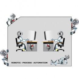 RPA-Bots: Die neuen Kollegen am Arbeitsplatz