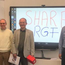 RGF gewinnt SHARP zum Partner für Bürokommunikations-Lösungen