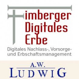 Digitales Erbe Fimberger ist Partner von Bestattungen & Trauerhilfe A.W. Ludwig Zwickau