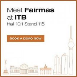 ITB 2020 – Fairmas stellt neue Softwarelösung für die Umsatzplanung aller Hotelabteilungen vor