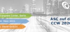 ASC stellt native App für Microsoft Teams auf der CCW 2020 vor