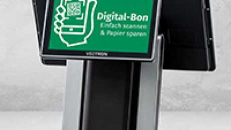 Schluss mit den Papiermüllbergen – Vectron präsentiert digitale Bonlösung