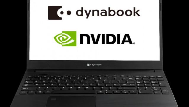 dynabook präsentiert neue Satellite Pro L50-G Business-Notebooks mit dedizierter NVIDIA® GeForce® MX250¹ Grafik