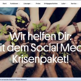 Swat.io: Kostenloser Zugang zu Social Media Management Tool für NGOs und soziale Vereine