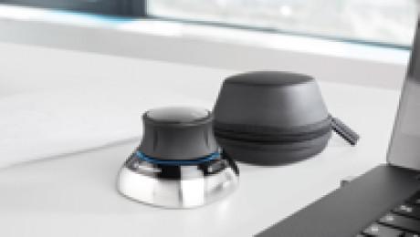 Effiziente CAD-Arbeit mit 3Dconnexion SpaceMouse und 3D-Modellierungssoftware von Dassault Systèmes