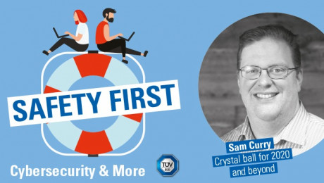 """TÜV SÜD-Podcast """"Safety First"""": Blick in die Glaskugel für 2020 und danach (FOTO)"""