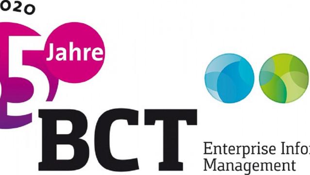 Doppeltes Firmenjubiläum bei BCT