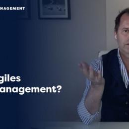 Agile Coach und CEO von Blubito erklärt agiles Projektmanagement in einer Webinar-Reihe