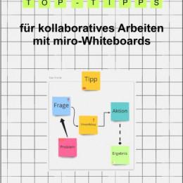 Deutschsprachiges eBook zum Online-Kollaborationstool miro.com erschienen