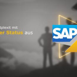 SAP zeichnet entplexit mit Gold Partner Status aus