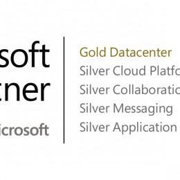 Kompetenz ist Silber, Partnerschaften sind Gold: operational services ist weiterhin Microsoft-Gold-Partner