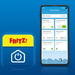 FRITZ!App Smart Home ab sofort verfügbar / AVM veröffentlicht neue App (FOTO)