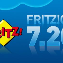 FRITZ!OS 7.20 mit noch mehr Performance, Komfort und Sicherheit -über 100 Neuerungen (FOTO)