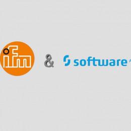 Software AG und ifm starten Kooperation zur einfachen Konnektivität von IoT-Geräten mit der Cloud (FOTO)