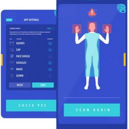 Innovation: Digitaler Hygiene-Schnellcheck mithilfe von künstlicher Intelligenz in der Asklepios Klinik Nord (FOTO)
