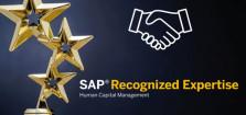 """Besonderes Fachwissen für SAP HCM: NEXUS / ENTERPRISE SOLUTIONS zertifiziert für """"SAP Recognized Expertise"""""""