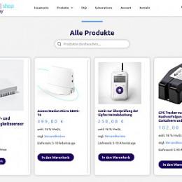 Sigfox startet Onlinevertrieb smarter 0G-Sensoren