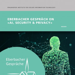 Fortschritt für KI-basierte Cybersicherheit / Eberbacher Gespräch zu KI, Security und Privacy: Experten geben Empfehlungen für erfolgreiche Nutzung von Künstlicher Intelligenz in der Cybersicherheit (FOTO)