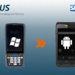 So klappt der Umstieg auf Android in der SAP Logistik