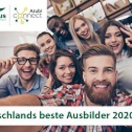 IT-HAUS GmbH zählt zu Deutschlands besten Ausbildern 2020