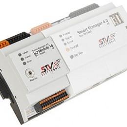 STV Electronic stellt flexibles I/O-Erweiterungsmodul für Raspberry Pi basierten Hutschienen-PC vor