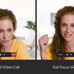 Mehr Vertrauen aufbauen in Videocalls – gerade während COVID-19 / 4tiitoo launcht NUIA Full Focus – eine smarte Software für natürlichen Blickkontakt in Videocalls mit Zoom, Teams& Co. (FOTO)