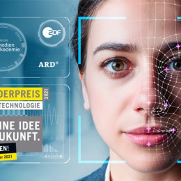 Gesucht: Zukunftsideen! ARD und ZDF prämieren innovative Forschungsergebnisse von Frauen aus dem Bereich der Medientechnologie (FOTO)