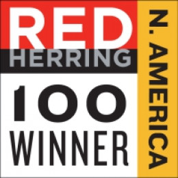 racksnet® zum Red Herring-Top-100-Gewinner 2020  in Nordamerika gewählt