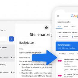 Google for Jobs: So profitieren auch kleine Betriebe