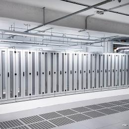 Eröffnung des Datacenters Leipzig 2 von envia TEL