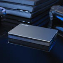 Toshiba stellt externe Festplatten für Gamer vor