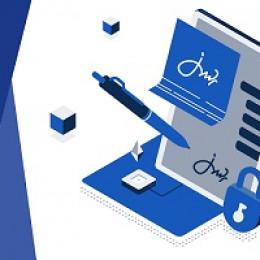 Fünf Schritte zur Verwendung elektronischer Signaturen in Ihrem Unternehmen