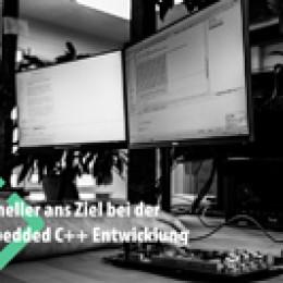semf – die neue Library für die Embedded  Software Entwicklung