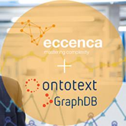 Kooperation zwischen eccenca und Ontotext stärkt intelligentes Enterprise Data Management