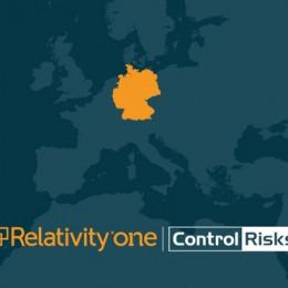 Control Risks zum RelativityOne Gold Partner ernannt / Erweiterung der RelativityOne-Präsenz auf Deutschland und Brasilien (FOTO)