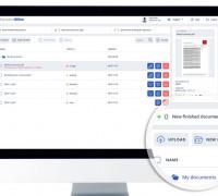 Cloud-Dienst zur digitalen elektronischen Unterschrift
