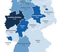 Verbraucher*innen aus NRW bestellen am meisten Datenvolumen zum mobilen surfen (FOTO)