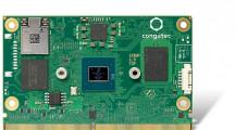 congatec SMARC 2.1 Module mit NXP i.MX 8M Plus Prozessor  Low-Power-Flaggschiff für Embedded Vision und KI
