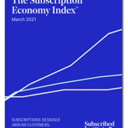 Die Subscription Economy wuchs 437 % in knapp einem Jahrzehnt, da sich Kaufpräferenzen vom Eigentum zum Gebrauch verschieben