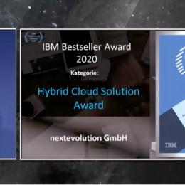 Award für Cloud-Innovation auf Enterprise Level / Mit Containertechnologien zu ausgezeichneten Hybrid-Cloud-Lösungen (FOTO)