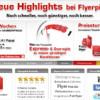 Preisoffensive und neuer Expressversand der Online-Druckerei Flyerpilot