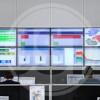 Mehr Sicherheit im Leitstand durch Großbildtechnik und Monitorwand