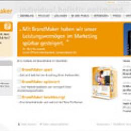 DER PUNKT schafft brandneuen Webauftritt für BrandMaker